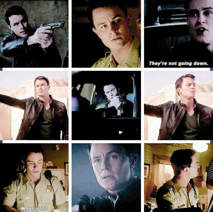 "S4 Ep12 ""Smoke and Mirrors"" - Deputy Parrish"