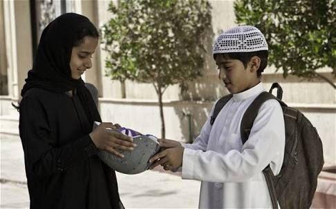 Wadjda (2012) - Haifaa al-Mansour. IMDB 7.6/10