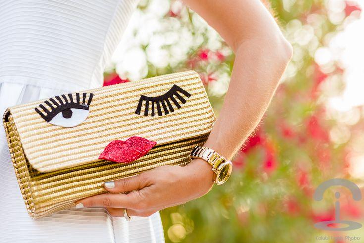 DIY Bolso con cara Handbag Custom Crimenes de la Moda