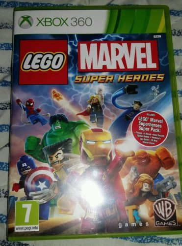 Lego #marvel #super #heroes game xbox 360,  View more on the LINK: http://www.zeppy.io/product/gb/2/182018703681/