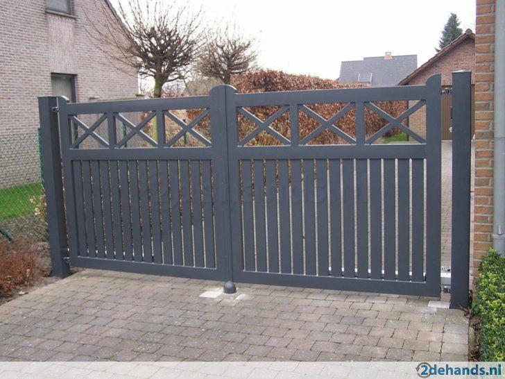 25 beste idee n over oprit poort op pinterest houten omheining poorten boerderijhek en - Moderne tuin ingang ...