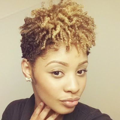 How to do Finger Coils on Short Natural Hair http://www.keepitkinky.net/2013/07/how-to-do-finger-coils-on-short-natural.html