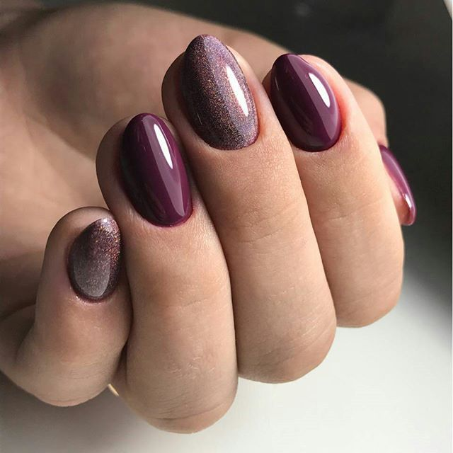 Need Some Wine Nails Inspiration We Have New Colored And Themed Nail Designs