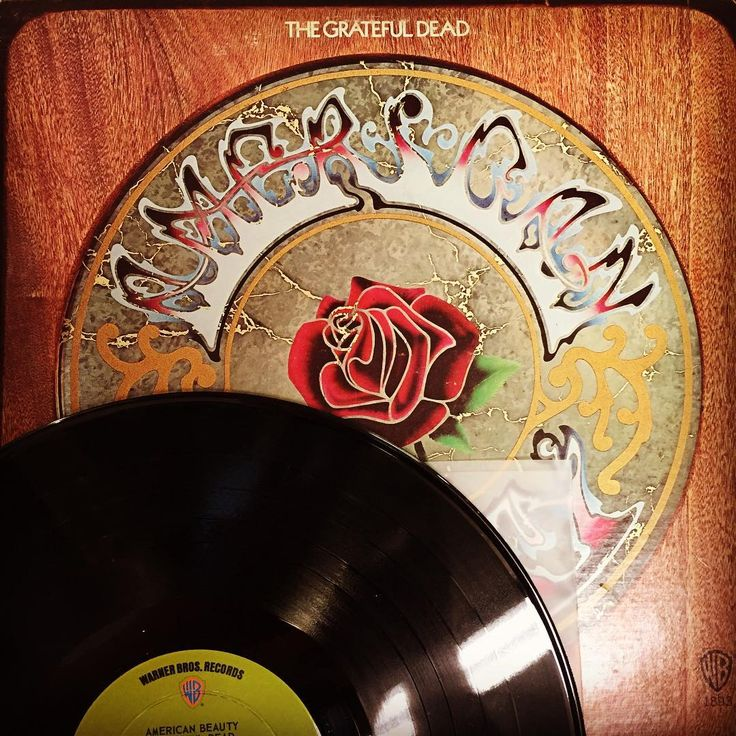 The Grateful Dead - American Beauty. 1970, Canadian pressing.