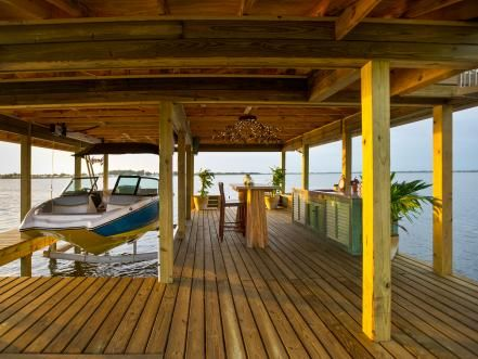 20 best Dock images on Pinterest | Boat dock, Boathouse and Lake homes