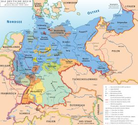 Weimar Republic -you might want to know some of this German history.