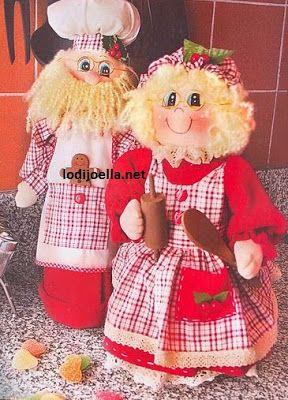 Manualidades dulceros navideños :lodijoella