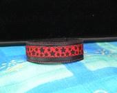 Red Stars Bracelet