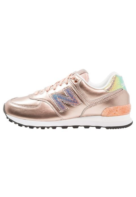 huge discount 700a9 eb1ec Chaussures New Balance WL574 - Baskets basses - multicolor multicolore   99,95 € chez
