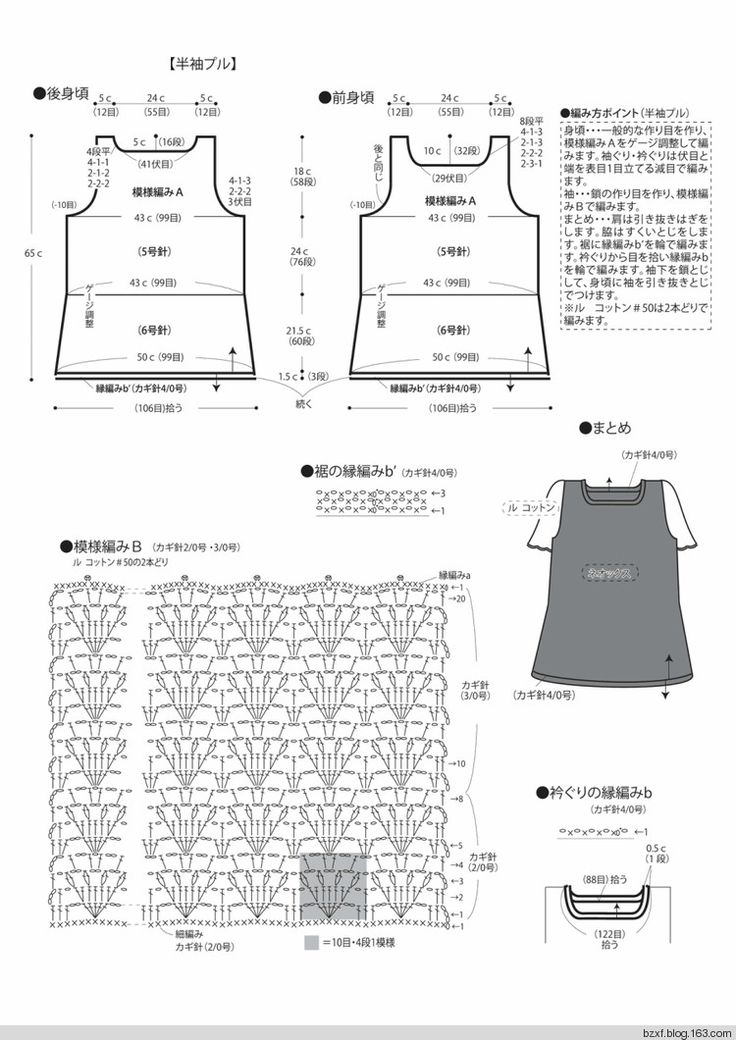 Knit Ange Best 30 Spring-Summer 2017 - 编织幸福 - 编织幸福的博客