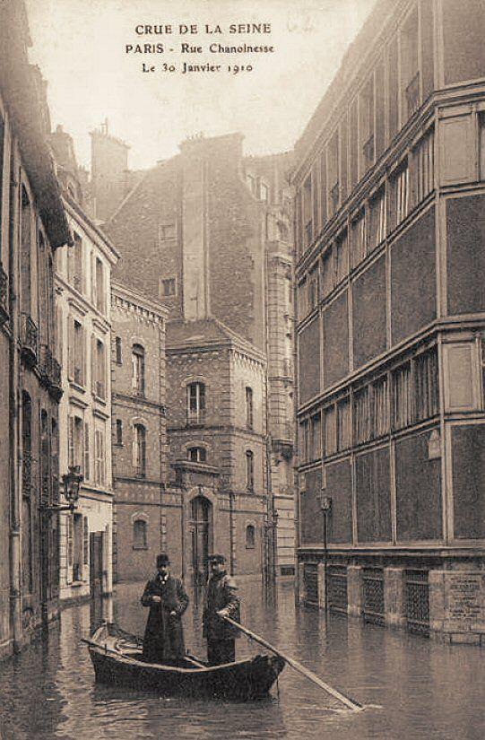rue Chanoinesse - Paris 4�me