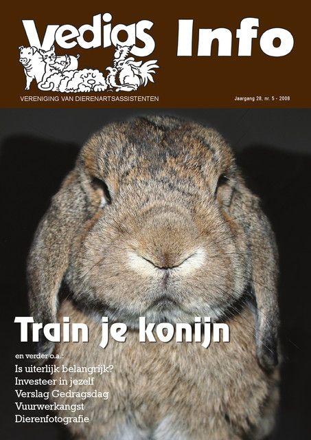 Bernice Muntz traint konijnen - NCLN