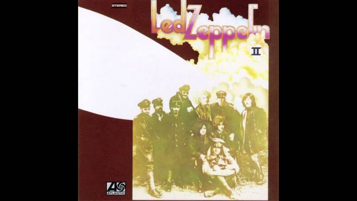 Led Zeppelin Heartbreaker / Living Loving Maid (She's Just a Woman)