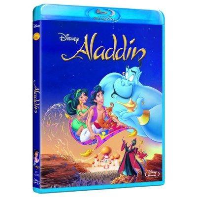 Chollo en Amazon España: Película Aladdin en Blu-ray por solo 9,96€ (un 51% de descuento sobre el precio de venta recomendado y precio mínimo histórico)