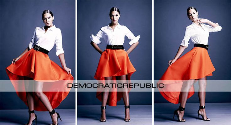 This sleek look is perfect for the upcoming party season - Available at Drepublic in @Sandtoncity. Vote for your fav look to win. https://www.facebook.com/pages/Democraticrepublic-Clothing/249881981888064