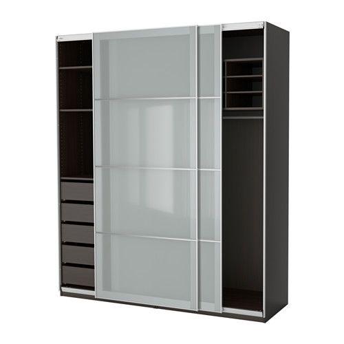 17 meilleures id es propos de armoire porte coulissante sur pinterest por - Amortisseur porte ikea ...