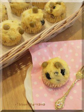 「おからとお豆の蒸しケーキ」Kana   お菓子・パンのレシピや作り方【corecle*コレクル】