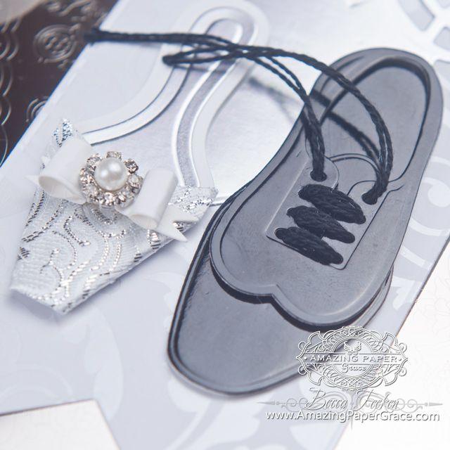 New Amazing Paper Grace Dies - Ladies Shoe, Gents Shoe ...