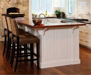 72 Luxurious Custom Kitchen Island Designs - Home Epiphany