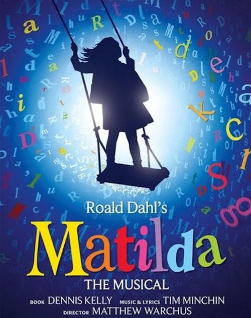Roald Dahl's The Musical ~ Technically not a place but as soon as this amazing musical goes on tour -- I'M THERE!! ~ Or, if I get lucky enough to make a trip to New York, NY! ~ ♥