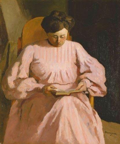 Reading and Art: Manguin_Henri
