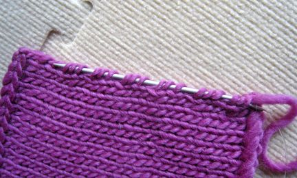 1000+ images about Knitting - Picking Up on Pinterest How to stitch, A proj...