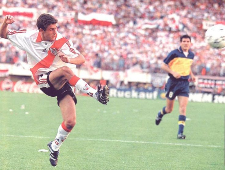 Aimar. River Plate