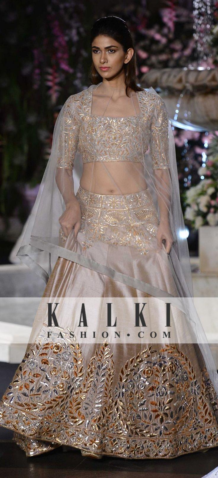 Manish Malhotra Collection at Lakme Fashion week 2016