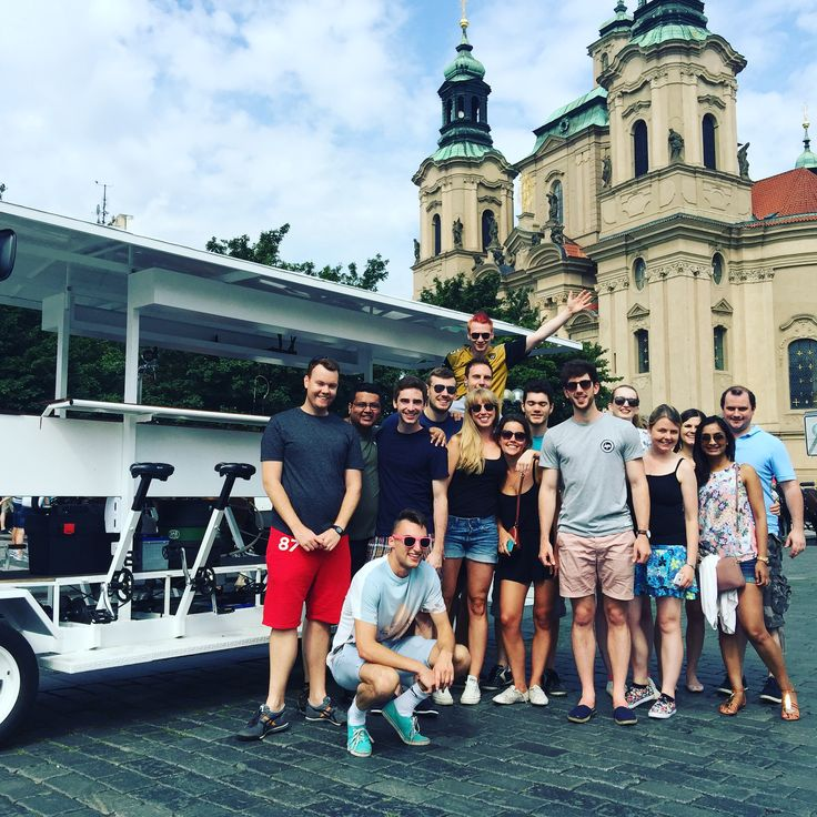 Enjoy Beer Bike in Prague - Beer Bike Prague