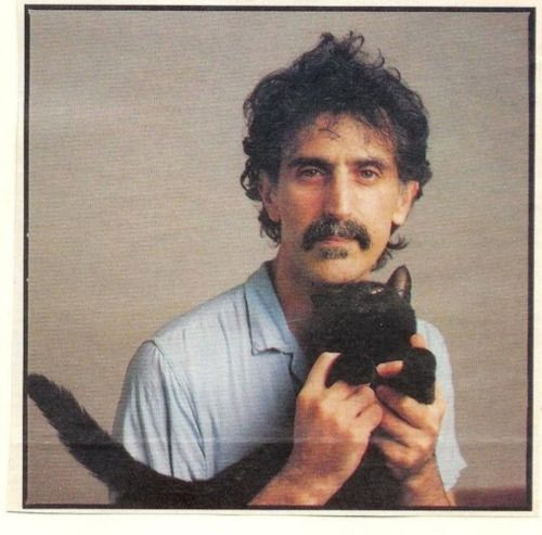 Frank Zappa - I like his music - he was irreverent and funny but really a brilliant composer.  But I especially like reading his thoughts about things.