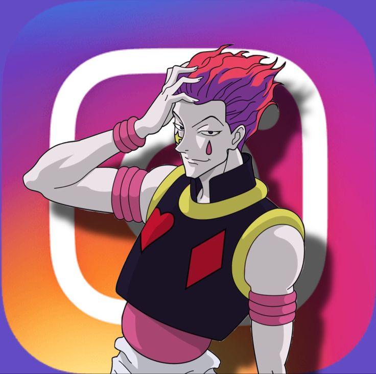 Hisoka app icon in 2020 app icon animated icons mobile