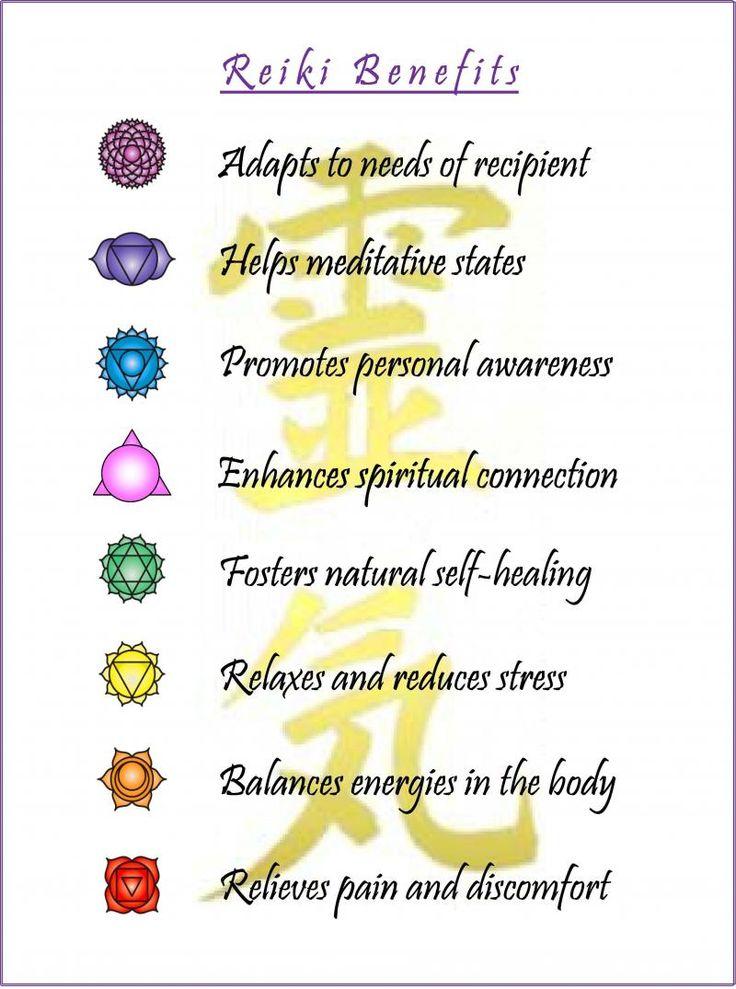 Reiki Benefits