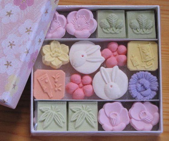 「奈良天平庵」和三宝糖