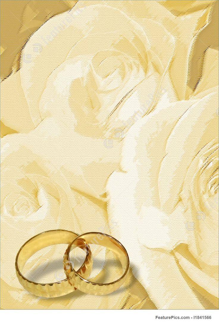 wedding invitation template yellow wedding greeting blank