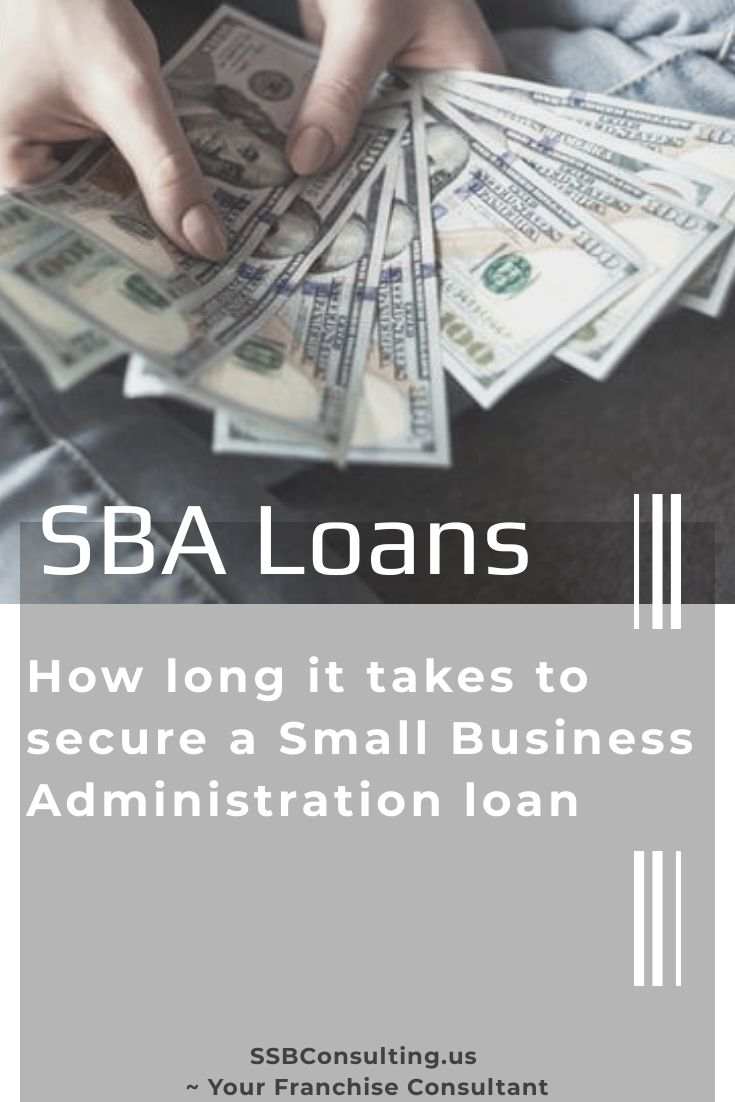 How Long It Takes To Secure A Sba Business Loan Sba Loans Business Loans Finance Saving