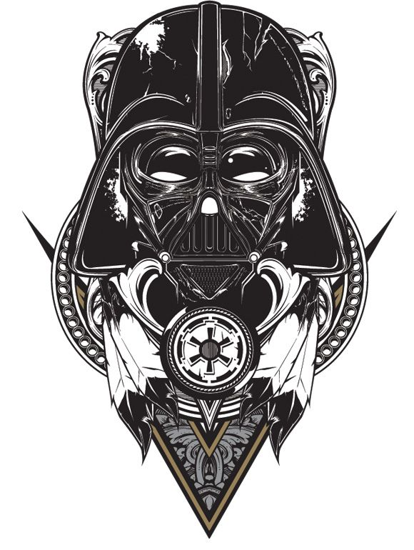 STAR WARS FAN ART Portfolio - Hydro74 | MCMLXXIV #DARTH #VADER