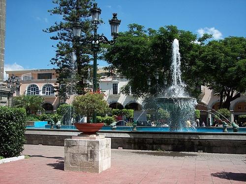 Tepic Nayartit-Plaza