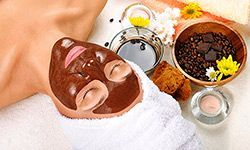 Chocolate contains anti-aging antioxidants, but are chocolate face masks good fo…