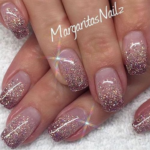 ombre nails 175 best ombre nails ombre manicure and makeup. Black Bedroom Furniture Sets. Home Design Ideas