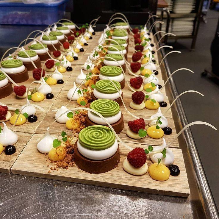 Desserts from the lunch buffet @scandiclaholmen #silikomartprofessional #sodersgourmet #pastry #pastrychef #patisserie #dessertmasters #dessert #valrhona #valrhonascandinavia