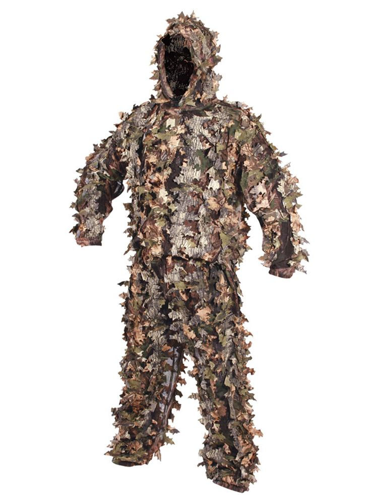 LLCS Ghillie Suit hunting