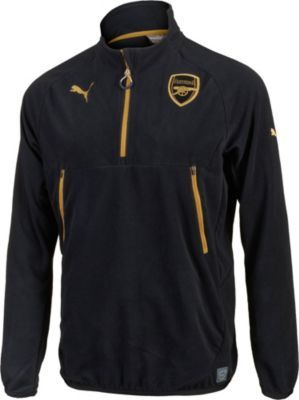 Puma Arsenal Training Fleece. Get this at SoccerPro now! It's too hot not to cop.