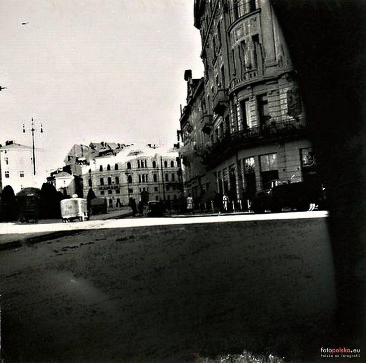 Zdjęcia niezidentyfikowane, Lwów - 1942 rok, stare zdjęcia