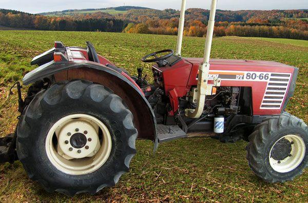 Tractor Shop Σκαρπέντζος - FIAT 80-66 DTF