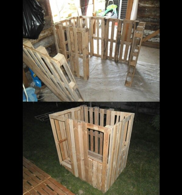 Best 25 pallet kids ideas on pinterest palet chair for How to make a playhouse out of wood