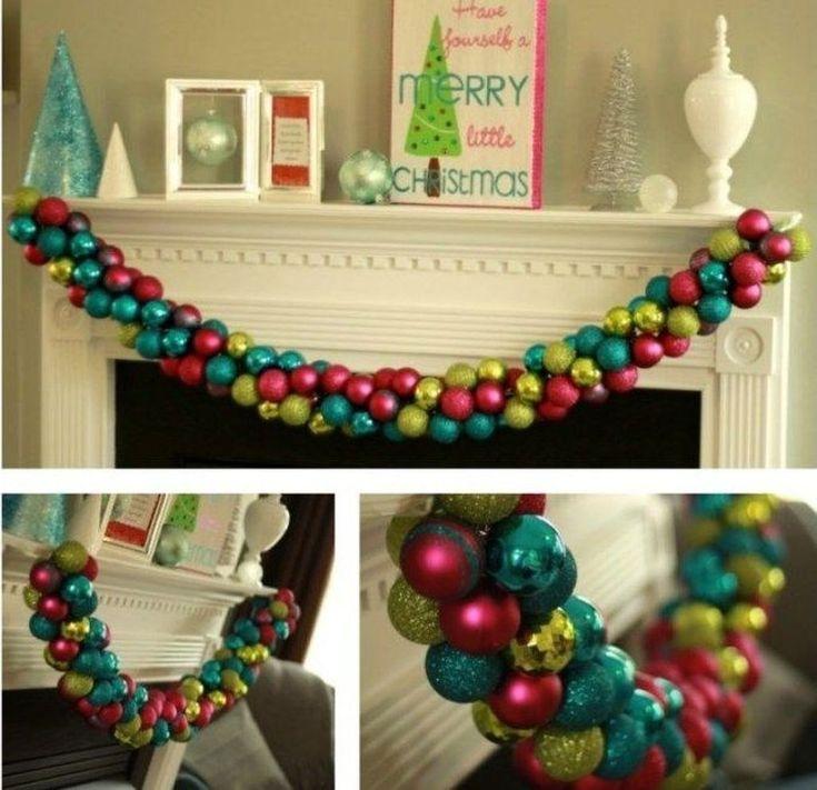 Inexpensive Diy Christmas Garland Decorating Ideas 25 ...