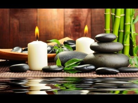 3 HOURS Relaxing Music with Water Sounds Meditation - YouTube