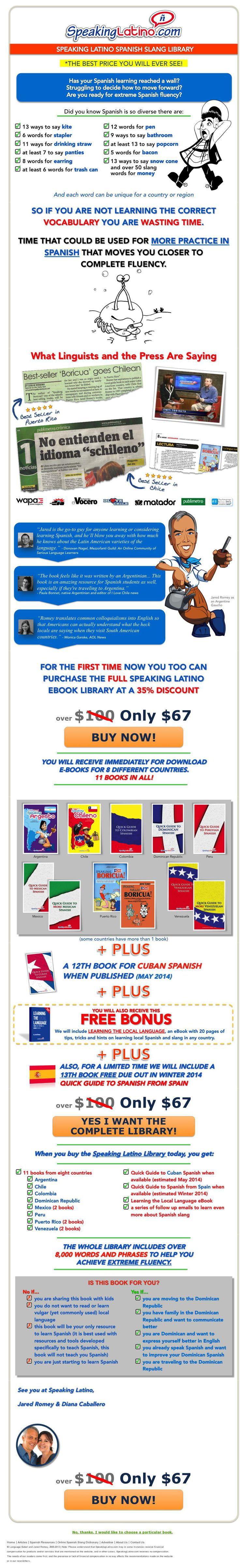 17 best images about spanish slang dictionaries and spanish books speaking latino spanish slang book collection all in one ebooks for