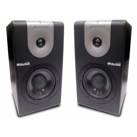 Alesis M1Active 620 (Pair) Studio Monitor @ INR 20500. The M1 Active 620 is the third generation of the acclaimed Alesis M1 Active Series. The M1 Active 620 offers incredible bass and midrange definition and flat frequency response from its high–precision driver and professionally–crafted crossover.