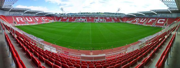 New York Stadium - Panoramic - Rotherham United FC